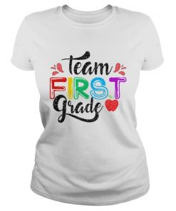 Team First Grade Shirt Classic Ladies