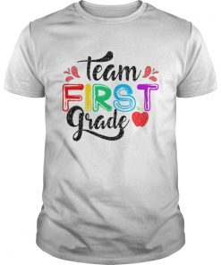 Team First Grade Shirt Unisex
