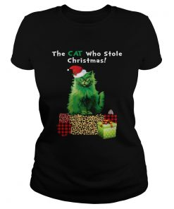 The cat who stole Christmas  Classic Ladies
