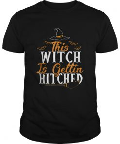 This Witch Is Getting Hitched Halloween  Unisex