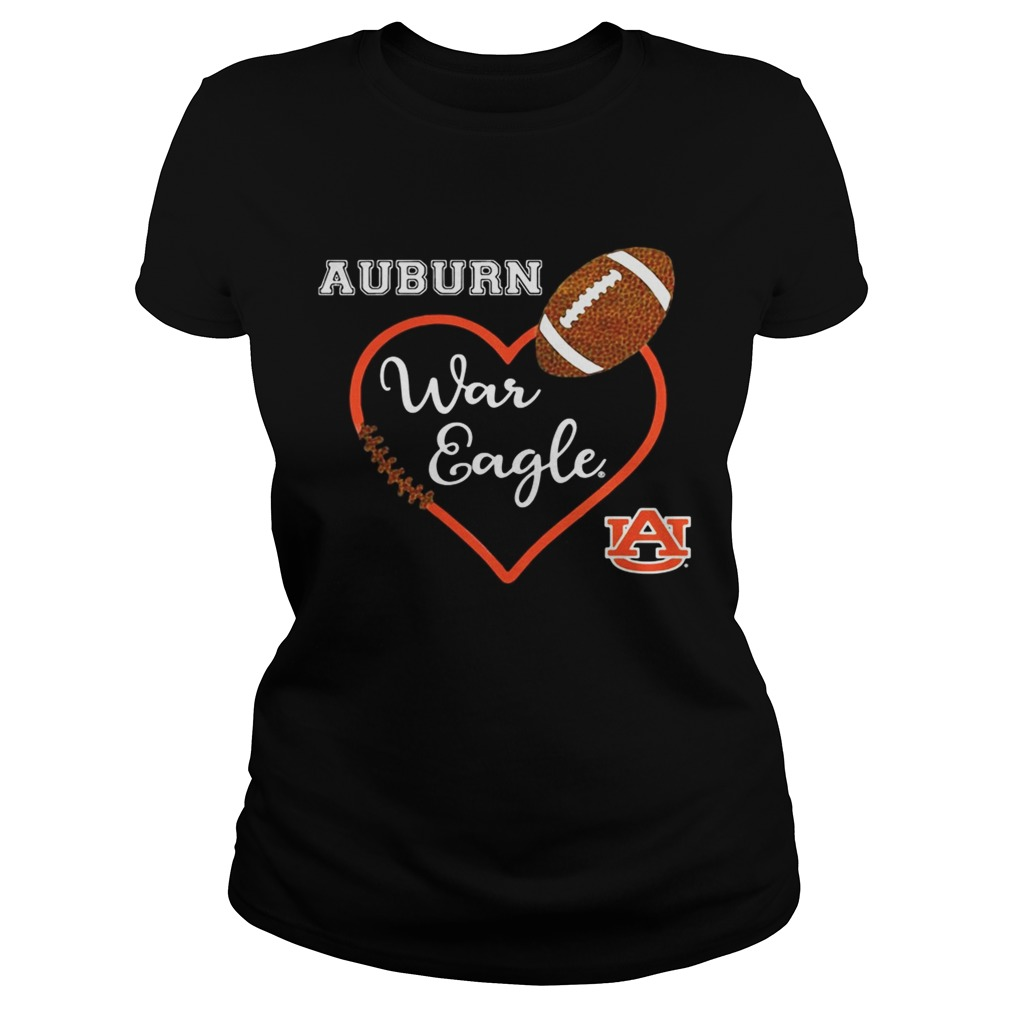 Auburn Tigers Football War Eagle Gameday Classic Ladies