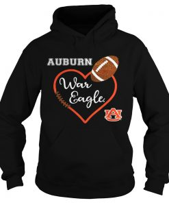 Auburn Tigers Football War Eagle Gameday  Hoodie