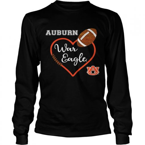 Auburn Tigers Football War Eagle Gameday  LongSleeve
