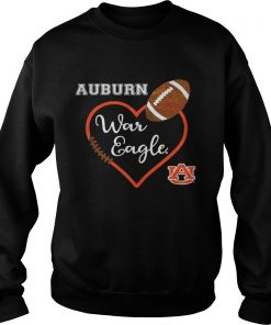 Auburn Tigers Football War Eagle Gameday  Sweatshirt