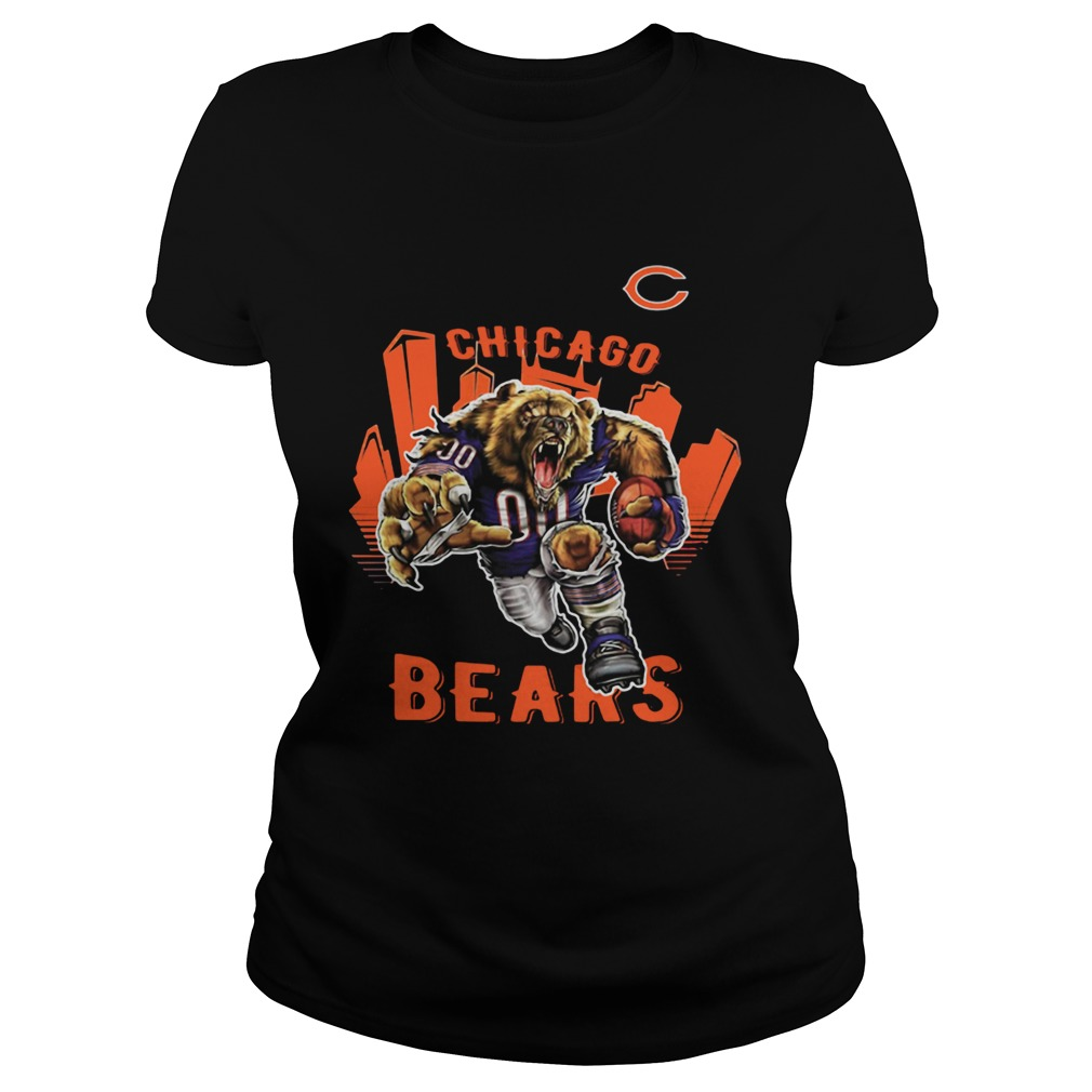 Chicago Bears Logo Classic Ladies