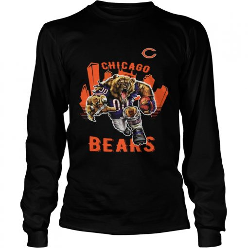Chicago Bears Logo  LongSleeve