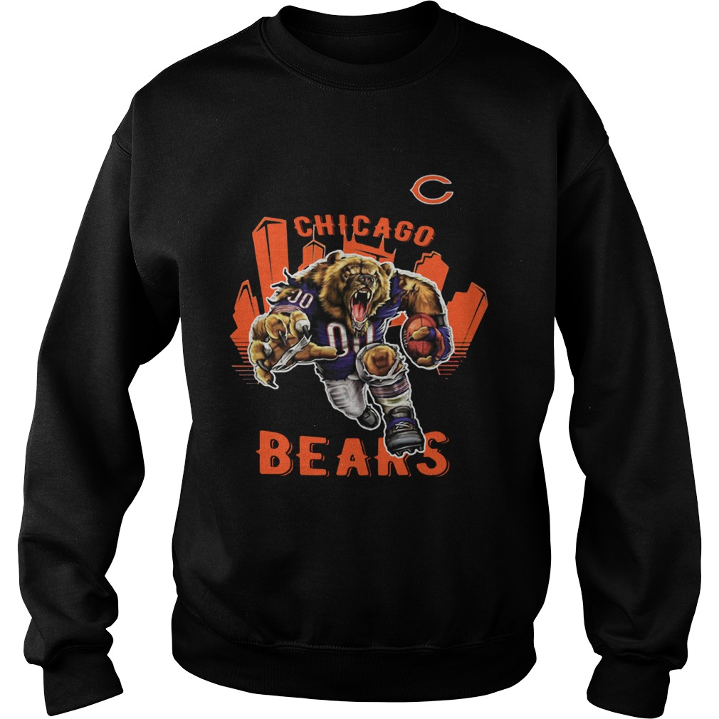 Chicago Bears Logo Sweatshirt