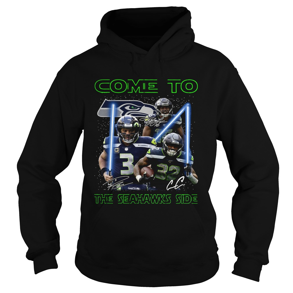 Seattle Seahawks come to the Seahawks side Star Wars Hoodie