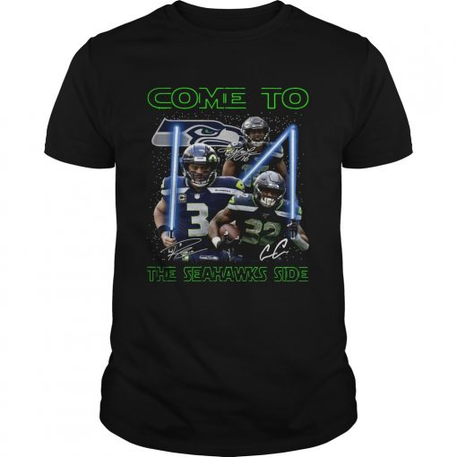 Seattle Seahawks come to the Seahawks side Star Wars  Unisex