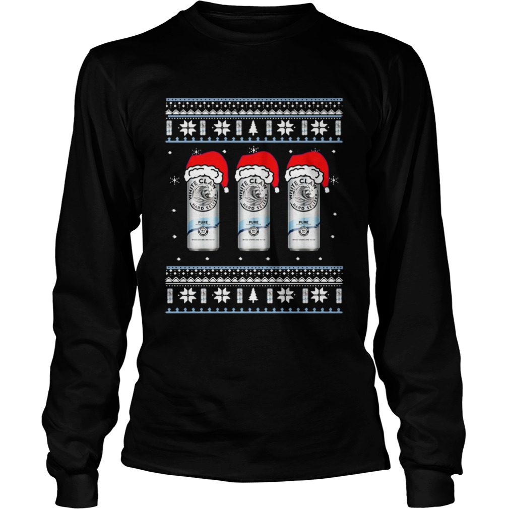 White Claw Pure Ugly Christmas LongSleeve