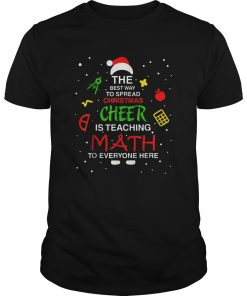 Christmas Cheer is Teaching Math  Unisex