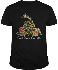 Dont Fread On Me Santa Ugly Christmas  Unisex