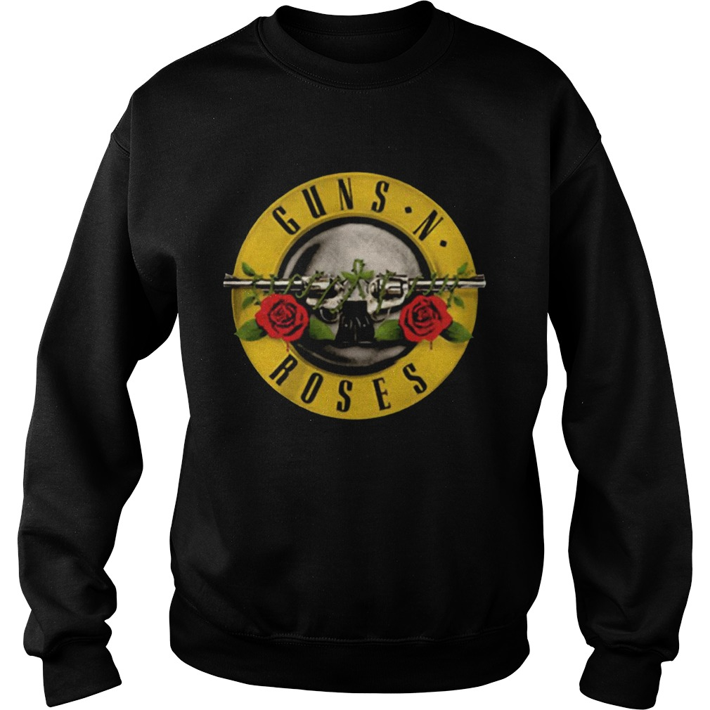 Guns N Roses Black Sweatshirt