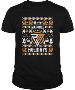 Mahomes For The Holidays Ugly Christmas  Unisex