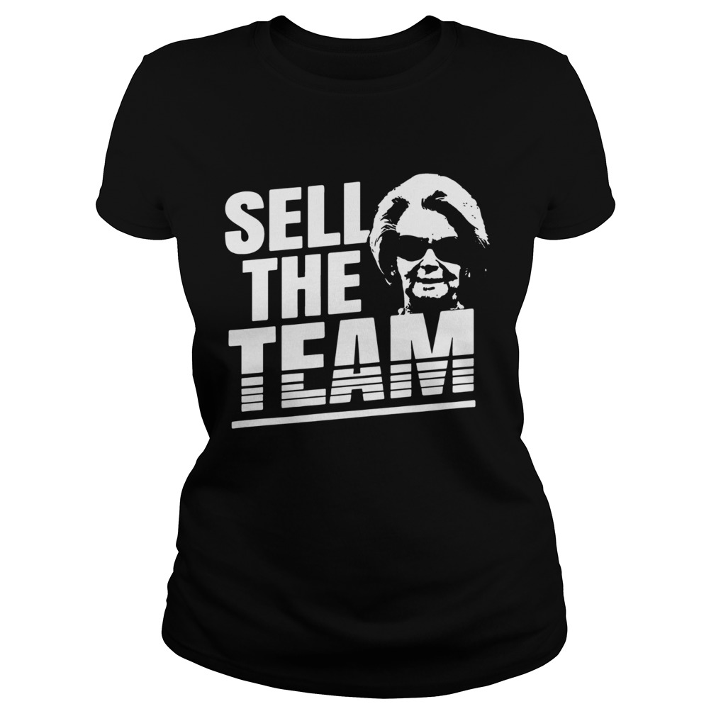 Martha Ford Sell The Team Classic Ladies