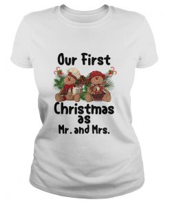 Our First Christmas As Mr and Mrs  Classic Ladies