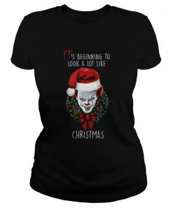 Pennywise Its beginning to look alot like christmas  Classic Ladies