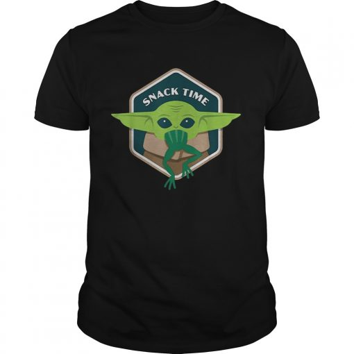 Star Wars The Mandalorian The Child Snack Time  Unisex