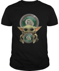 Baby Yoda Hugging Old Dominion Freight Line  Unisex