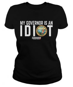 My Governor Is An Idiot The Great Seal Of The State Of California  Classic Ladies