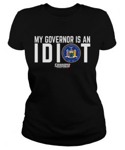 My Governor Is An Idiot The Great Seal Of The State Of New York  Classic Ladies