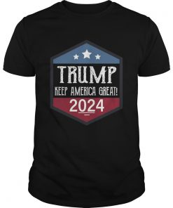 Trump keep America great 2024  Unisex