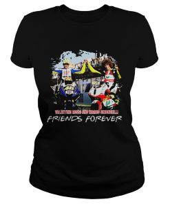 Valentino Rossi and Marco Simoncelli Friends forever  Classic Ladies