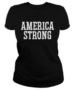 America Strong  Classic Ladies
