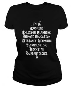 Im a zooming lesson planning remote education distance learning  Classic Ladies
