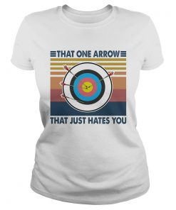 Target that one arrow that just hates you vintage  Classic Ladies