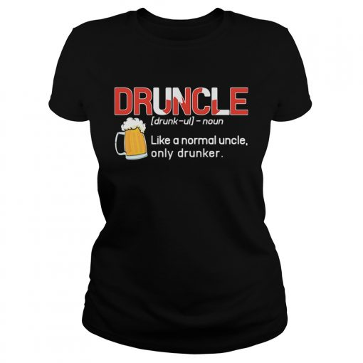 Canada druncle noun like a normal uncle only drunker beer  Classic Ladies