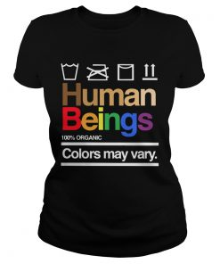 Human Beings 100 Organic Colors May Vary  Classic Ladies