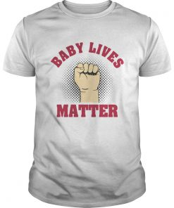 Strong Hand Baby Lives Matter  Unisex