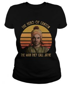 The Hero of Canton Vintage T-Shirt