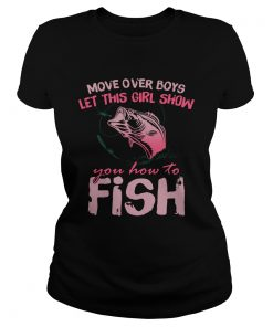 Move Over Boys Let This Girl Show You How To Fish  Classic Ladies