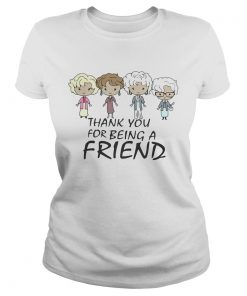Thank you for being a friend old  Classic Ladies