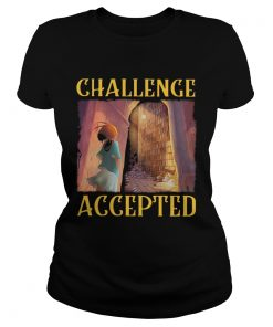 Challenge Accepted Girl In Library  Classic Ladies