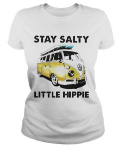 Stay Salty Little Hppie  Classic Ladies