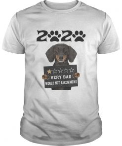 2020 very bad would not recommend 1 star paw dachshund  Unisex