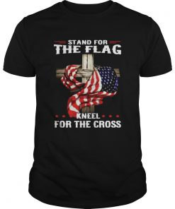 Stand For The Flag Kneel For The Cross  Unisex