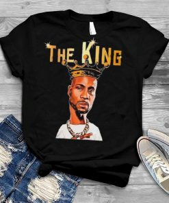 The King DXM Thank You The legend Hiphop shirt