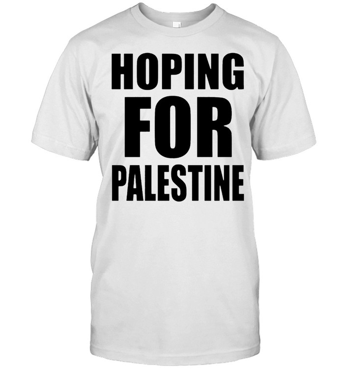 Hoping for Palestine  Classic Men's T-shirt