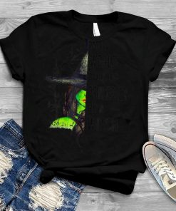 Womens In A World Full Of Princesses Be A Witch Halloween T Shirt